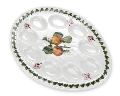 Portmeirion Pomona Devilled Egg Plate by Portmeirion by Portmeirion