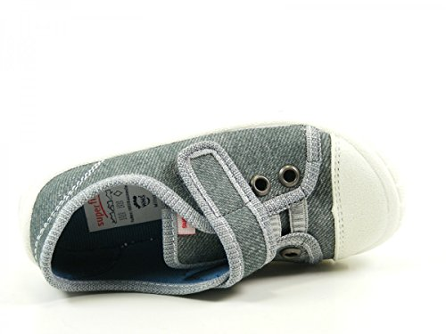 Superfit Bill - Pantuflas Niños Grau