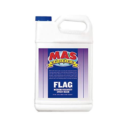 MAS Medium Viscosity Flag Resin (1/2 Gallon) (Resin Flag)