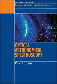 Descargar Libros Gratis En Optical Astronomical Spectroscopy Directa PDF
