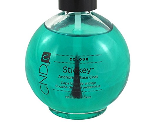 Treatment Stickey Anchoring Base Coat for Better Nail Polish Adhesion | size 2.3 fl oz / 68 ml