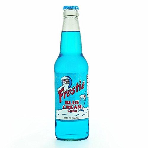 Frosties Blue Cream - 12oz Bottle