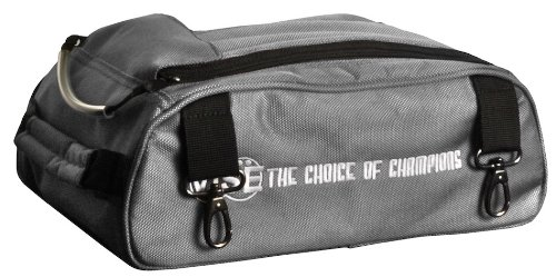 Vise Shoe Bag Add-On for Two Ball Roller, Grey by Vise