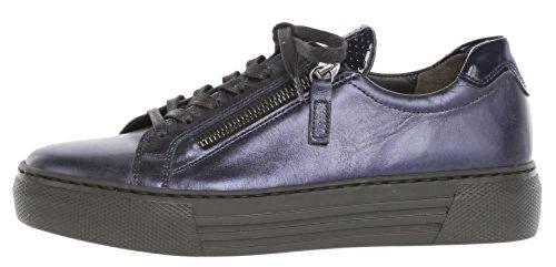 Zapatos De Tacón Mujer Blau blue 468 16 Gabor66 xR6n7xH