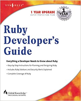Buy Ruby Developers Guide Book Online at Low Prices in India | Ruby