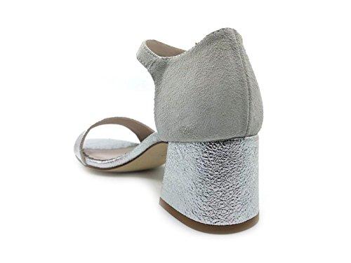 Femme Tosca pour Argent Sandales Blu wt1qqASXW