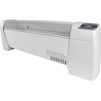 Fahrenheat Fbe15002 Dual Wattage Electric 5120 Btu