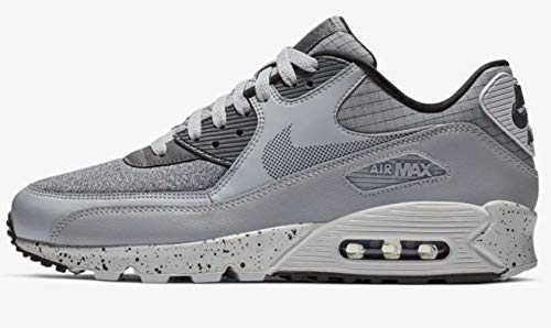 Nike Air Max 90 Premium Neutral Wolf Grey Casual Mens Style: 700155-016 Size: 7.5