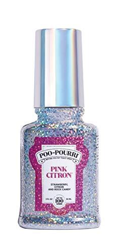 Poo-Pourri Before-You-go Toilet Spray, Pink Citron