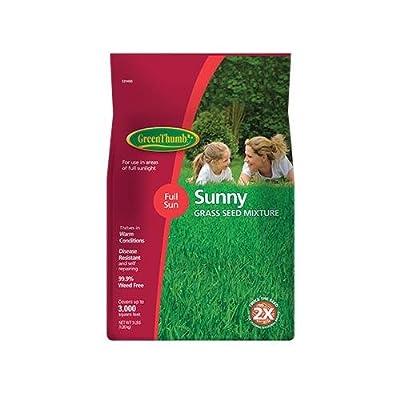 Barenbrug Usa 531485 3-Lb. Premium Sunny Grass Seed