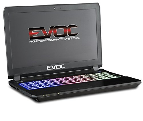 EVOC High Performance Systems (Clevo) P650HS-AUS2 ...