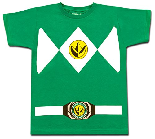 Power Rangers I am Green Ranger T-Shirt -