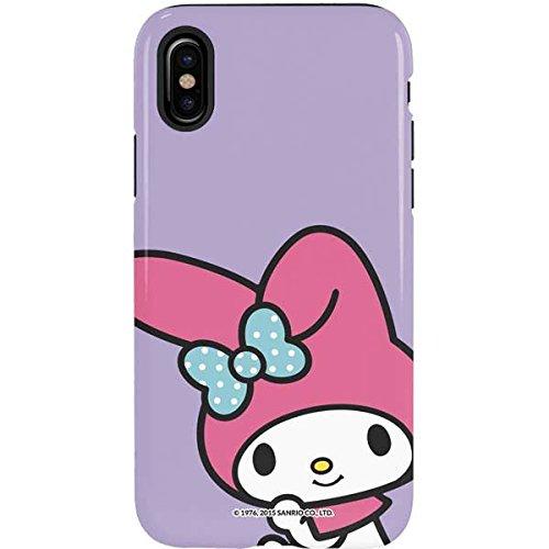 newest f3a44 bd0df Amazon.com: My Melody iPhone X Case - My Melody Pastel | Sanrio ...