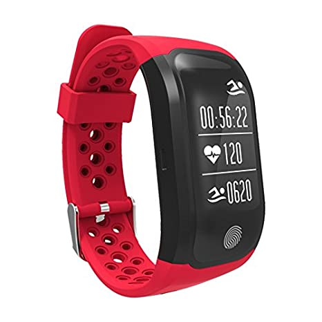 Leotec LEPFIT12R Smart Watch Armbanduhr: Amazon.es: Coche y moto