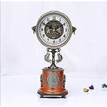 Metal Three-Dimensional Relief Clock