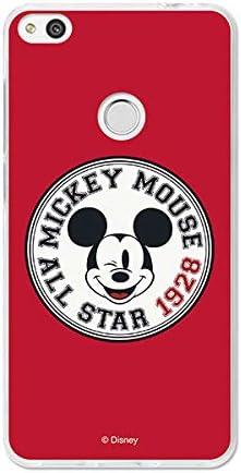 Housse pour Huawei P8 Lite 2017 officielle Disney Classic Mickey All Star 1928 pour protéger votre mobile. Coque Huawei en silicone souple avec ...