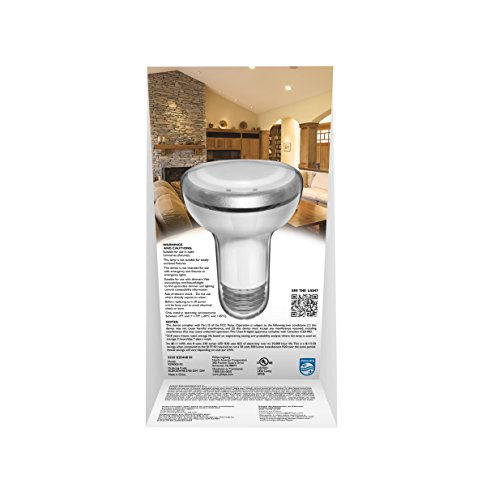 Philips Led Flood Lights Indoor : Philips watt r indoor flood led light
