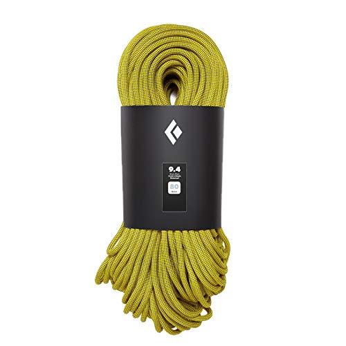 Black Diamond 9.4mm Climbing Rope - Gold 60m ()