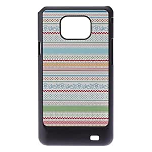 Special Design Pattern Hard Case for Samsung Galaxy S2 I9100