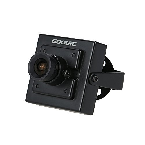 GoolRC 1/3'' 700TVL PAL 3.6mm Mini Camera for RC QAV250 F330 mini FPV Quadcopter by GoolRC