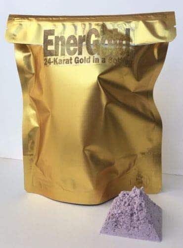 EnerGold® World's ONLY Pure-Gold-Based M-State Monoatomic Gold/ORMUS!