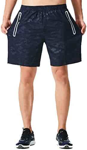 91785b0d8cb YOcheerful Men Trunks, Mens Sportswear Quick Dry Shorts Hawaiian Surfing  Trunks Black Sports Shorts Running