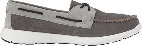Ash Sider Mens Sperry Top Charcoal Eye Leather Oxford Sojourn 2 AxFR8wq