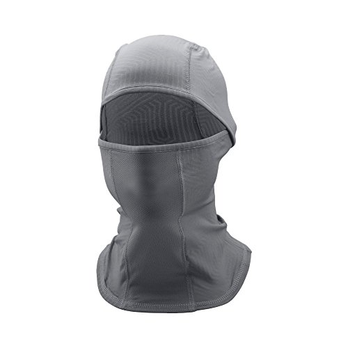 Under Armour Men's ColdGear Infrared Balaclava, Graphite (040)/Black, One Size by Under Armour (Image #2)
