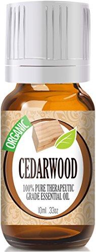 Кедр (органическая) Premium 100% Pure, лучших лечебно-Grade Эфирные масла - 10 мл