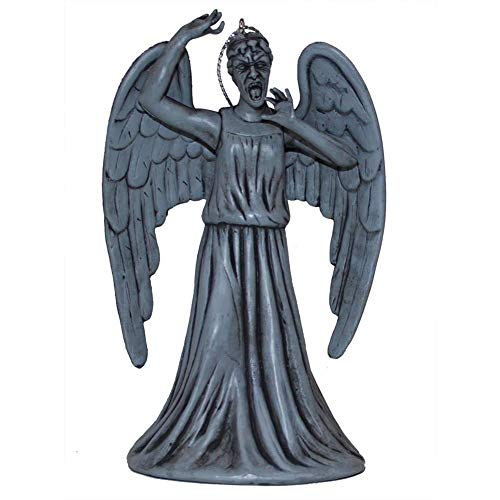 Doctor Who Weeping Angel Ornament
