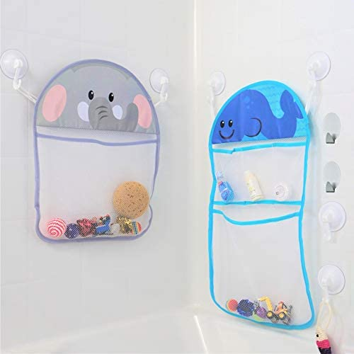 Youngever Organizer Suction Bathroom Elephant