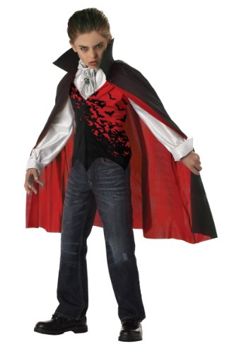 Prince of Darkness Child Costume, Large (Prince Of Darkness Child Costumes)