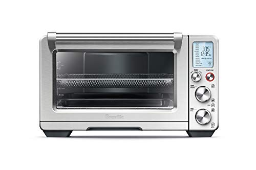 Breville the Smart Oven Air Convection Oven/AirFryer/Dehydrater - BOV900BSS (Breville Bov650xl The Compact Smart Oven Stainless Steel)