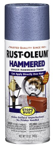 Rust Oleum 7212830 Hammered Finish 12 Ounce