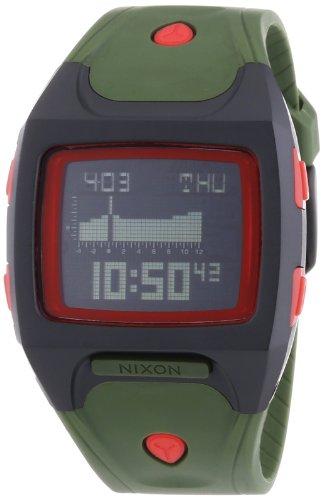 Nixon A498-1048 Ladies Small Lodown Black Watch