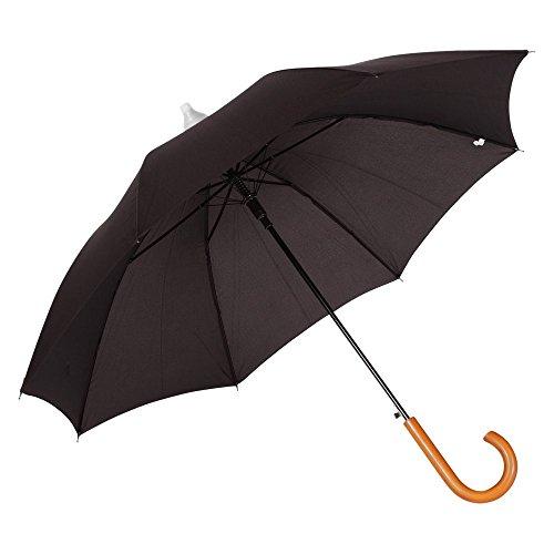 Elite Rain Frankford RT01 Auto-Open Telescoping Cover - Solid Black