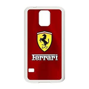 Hope-Store Ferrari sign fashion cell phone case for Samsung Galaxy S5