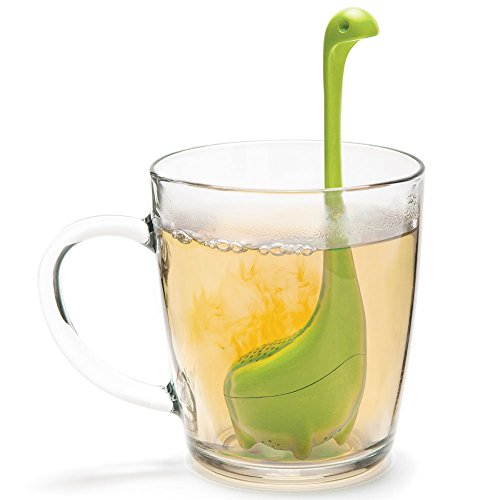 Baby Nessie Tea Infuser Green product image