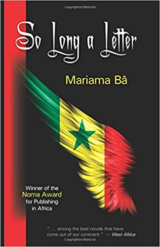 Amazon.com: So Long a Letter (9781577668060): Mariama Ba: Books