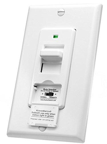 Sabbath Light - KosherSwitch -Control Electricity on Shabbat [Kosher Switch]
