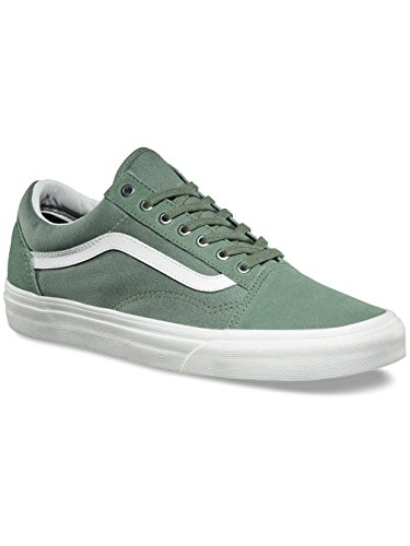 Fourgons Ma?tre Baskets Ua Vieux Skool, Grau, 47 Embruns Eu (serpent) / Blanc