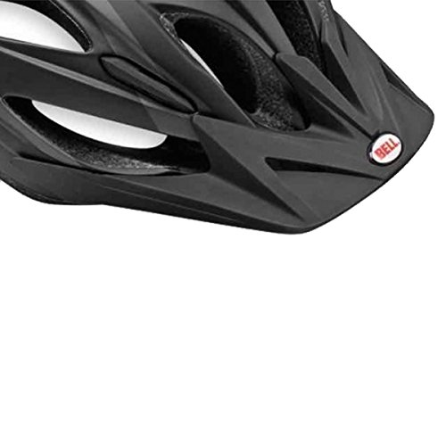 Bell 2017 Slant Bicycle Helmet Replacement Visor - Matte Black - 8033273
