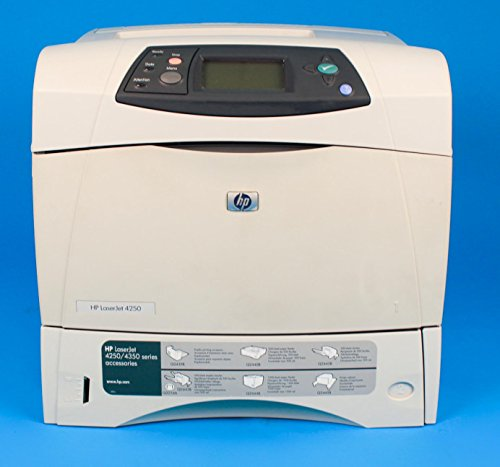 HP LaserJet 4350N Monochrome Printer - Q5407A