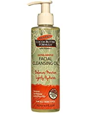 PALMER'S Cocoa Butter Formula Ultra Gentle Facial Cleansing Oil, 192ml