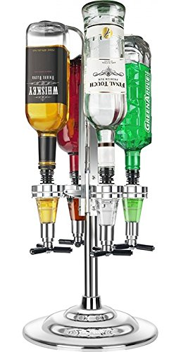 LED Illuminated Bar Caddy