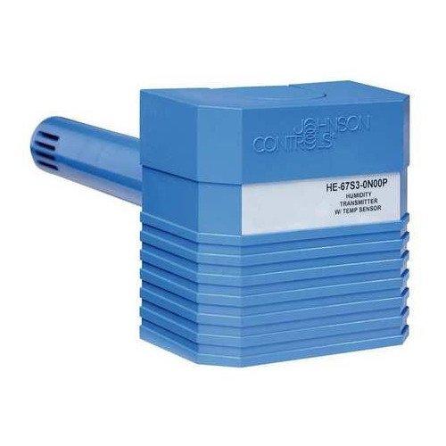 Johnson Controls HE-67N3-0N00P Humidity Sensor, Duct Mount