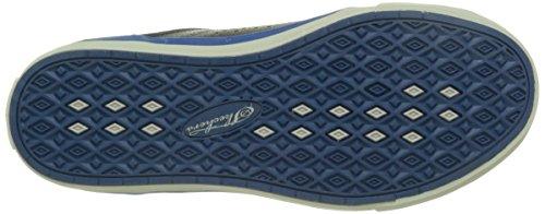 Skechers Diamondback-Rendol Herren Turnschuhe Blau - Blau (Marineblau)