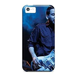 Iphone 5c Case Bumper Tpu Skin Cover For Linkin_park_live Hd Accessories