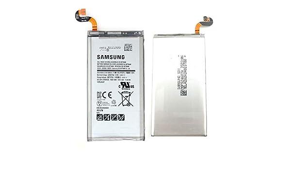 Batería para Samsung 3500 mAh Galaxy S8+ S8 Plus SM G955F Recambio ...