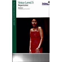Voice Repertoire 5